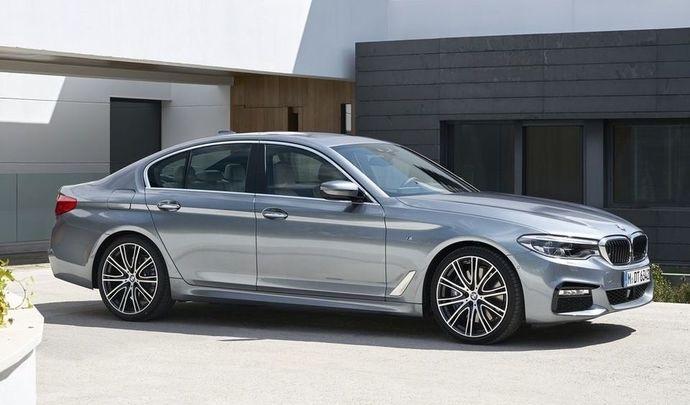 BMW : la Série 5 annonce ses tarifs