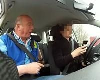 Sécurité Routière - SMS au volant: Un danger de plus en plus réel pour les motards