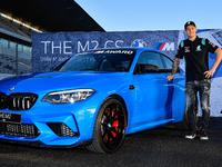 BMW offre une M2 à Fabio Quartararo, le pilote va la donner à son père