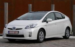 L'auto la plus vendue au Japon en 2009: la Toyota Prius hybride!