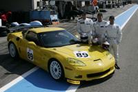 Des nouvelles de la Corvette GT2