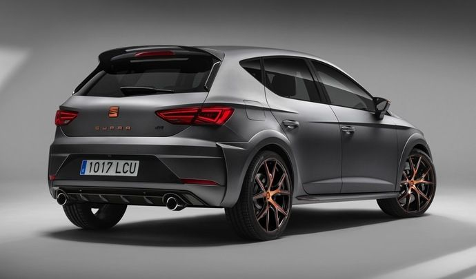Seat Leon Cupra R : à partir de 45 775€, uniquement en vente en ligne