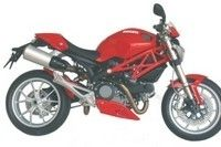 Top Line habille la Ducati 1100 Monster.