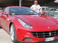 Une Ferrari FF en cadeau pour Fernando Alonso
