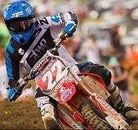 MX US - Red Bud : Chad Reed confirme ses ambitions