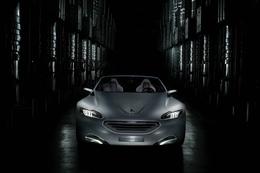 Le nouveau Concept hybride de Peugeot : le SR1 HYbrid4