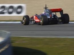 McLaren : Jenson Button n'est pas rassuré