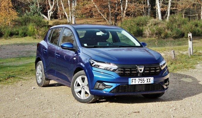 Essai vidéo - Dacia Sandero : la success story continue