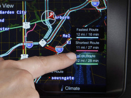 Avec MyFord Touch EcoRoute, en route pour des économies de carburant