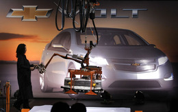 Chevrolet Volt : la production des batteries litium-ion a débuté