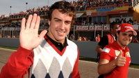 """Alonso: """"Ferrari sera ma dernière écurie!"""""""