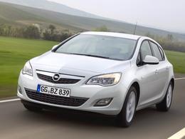 La nouvelle Opel Astra ecoFLEX disponible en Allemagne ? 109 g CO2/km