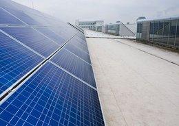 Audi a adopté l'énergie solaire en Allemagne