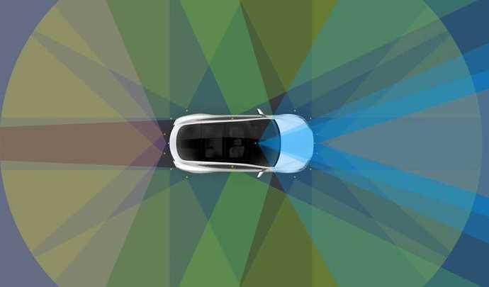Tesla : toutes les autos produites dès maintenant sont capables d'être 100% autonomes
