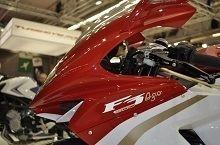 En direct du Salon de Moto – MV Agusta: la F3 800 Ago c'est beau!