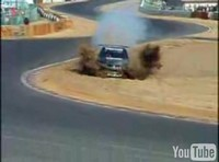 Vidéo : HKS a Tsukuba, avant le record.. le crash..