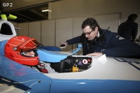 F1: Schumi est déjà au taquet sur une GP2 !