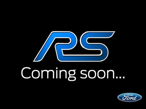 Ford va lancer la Ford Focus 3 RS et crée le team Ford Performance