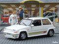 Miniature : 1/43ème - RENAULT 5 GT Turbo