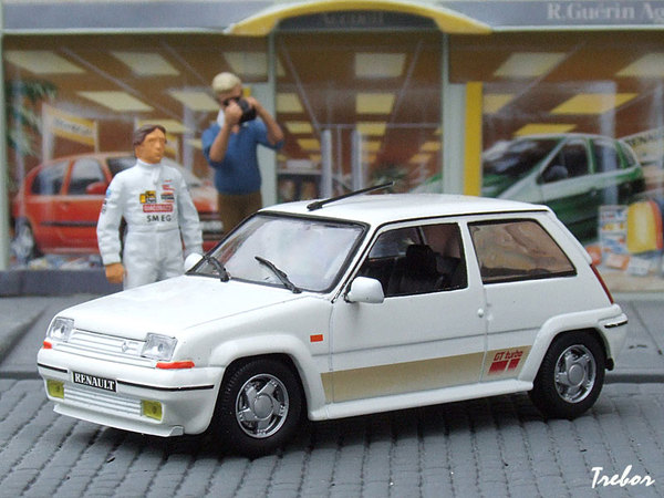 miniature 1 43 me renault 5 gt turbo. Black Bedroom Furniture Sets. Home Design Ideas
