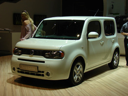 Le Nissan Cube débarque bientôt en France