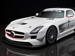 La nouvelle Mercedes SLS GT3 en course dès l'automne