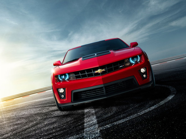 Chevrolet Camaro ZL1 : la production relancée