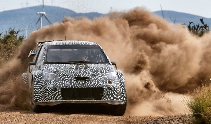 Toyota : un possible retour de la Yaris TS