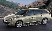 Futures Renault Mégane 4 portes et break: comme ça?