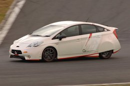 Tokyo Auto Salon : Toyota Prius G Sports concept, paradoxal