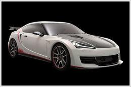 Tokyo Auto Salon : Toyota FT-86 G Sports Concept, l'escargot tout chaud