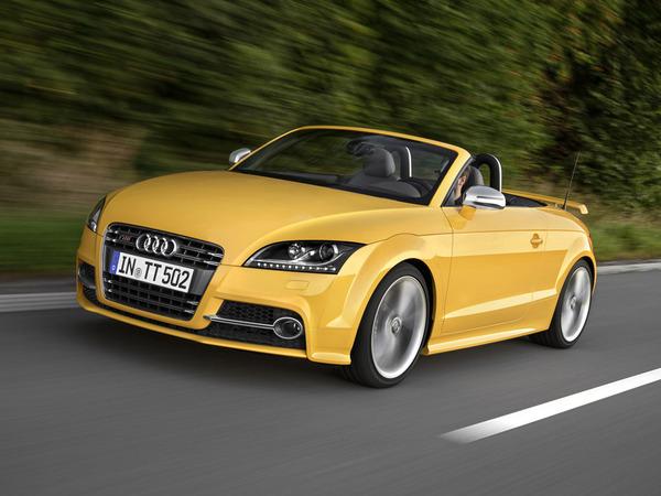 Audi TTS Compétition, pour célébrer les 500 000 exemplaires