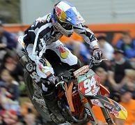Motocross mondial : GP de Suède  MX 2, 2 manches de plus pour Ken Roczen