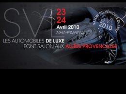 SVL Aix en Provence : 1er Salon des Véhicules de Luxe ce week-end