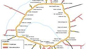 Paris: une idée d'un périphérique sans véhicules est creusée!