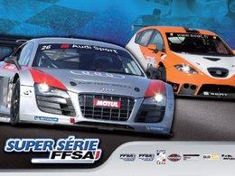 Réservez votre week-end : Super Série FFSA à Nîmes Lédenon