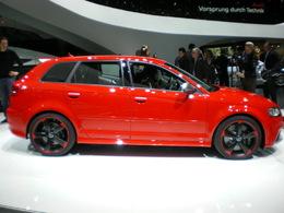 En direct de Genève: Audi voit rouge !