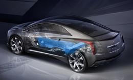 La Cadillac Converj hybride sera produite en 2012