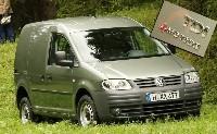 Salon de Hanovre: transmission intégrale pour le VW Caddy