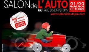 Salon auto de Pau: les nouveautés 2017 en avant-première ce week-end