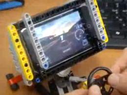 [Vidéo] Un iPhone et des Legos à défaut de Gran Turismo 5