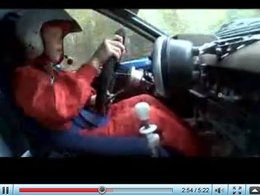 [vidéo] Rallye : Pour battre Loeb, les finlandais s'activent ...Kalle, 8 ans, déjà à fond sur la neige