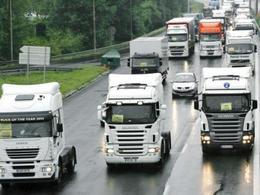 Social: les routiers annoncent des actions pendant les Fêtes