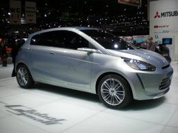 En direct de Genève: Le petit concept mondial selon Mitsubishi.