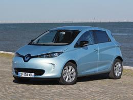 La Renault Zoe va bientôt gagner (un peu) d'autonomie