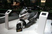 Vidéo en direct du salon : Kawasaki J300