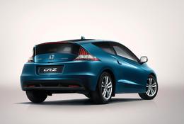 Salon de Détroit 2010 : le nouveau Honda CR-Z hybride