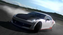 Le concept Toyota FT-86 G Sport est dans Gran Turismo 5 (mais dans quoi est Gran Turismo 5 ?)