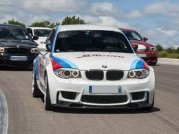 Le nouveau projet Dijon Auto Racing est une BMW Serie 1 M
