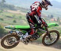 Motocross mondial : Podium et douleur pour les pilotes KRT en Espagne